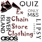 EX CHAIN STORE CLOTHING