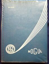 1961 Fremont High School Yearbook, Fremont,  MI - Mogul