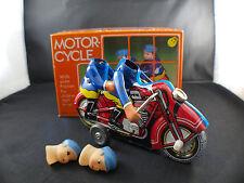 MF 162 Chine Motorcycle moto en tôle et friction 15 cm neuf en boite mint