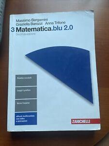 Matematica Blu 2.0 VOL.3 Seconda Edizone