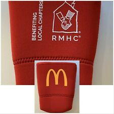 New Listing(1) 2020 McDonald's Koozie Coozies Java Sok Large Plastic Cup Sleeve 32oz