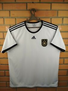 Germany Soccer Jersey 2010 2012 Home Size XL Shirt fFootball Adidas Trikot