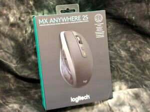 Logitech MX Anywhere 2S (910-005132) Wireless Laser Mouse Complete 1 Owner!