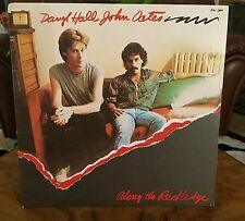 ●HALL AND OATS●ALONG THE RED LEDGE●LP●NEAR MINT●PROMO●RCA●c1978●AFL1-2804●LOOK●