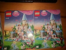 LEGO Disney Princess (41055) - Instruction Manuals only (2 booklets)
