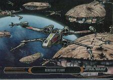 Star Wars Empire Strikes Back Illustrated Complete 100 Card Base Set
