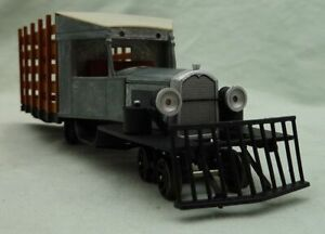 BACHMANN ON30 29199 DCC RAIL TRUCK UNDECORATED BOXED