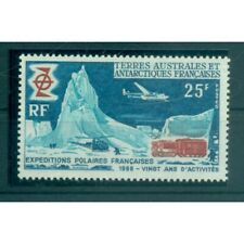 T.A.A.F. 1969 - Mi. n. 50 - Expeditions polaires