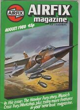 Airfix Magazine  Modellers  August 1980 Hawker Mirage F.1CZ Hercules C3
