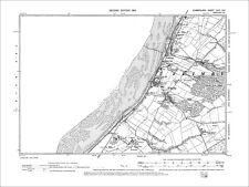 Flimby, Fothergill, Risehow, Old Map Cumberland 1901: 44SE