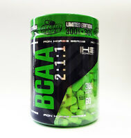 BCAA 2:1:1 IHS Iron Horse Series 330 CAPSULES LIMITED EDITION Muscle Recovery