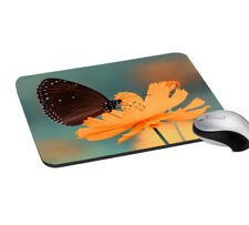 Mouse Pad Butterfly Print Mouse Pad Peach Pad Computer & Laptop
