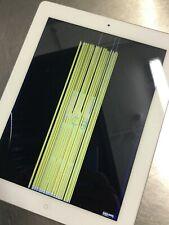 Apple iPad 2 16GB funciona pero dañado/defectuoso Pantalla-Para Reparación/PIEZAS/referb