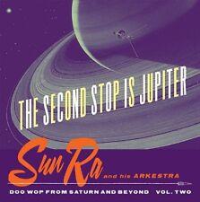 Sun Ra - Second Stop Is Jupiter [New Vinyl]