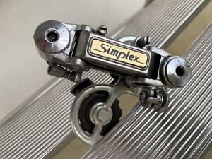 Simplex Schaltwerk Derailleur Peugeot French Vintage Bike Simplex