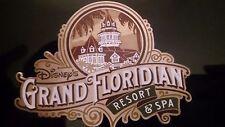 Disney World Grand Floridian Resort Enamel Magnet, NEW