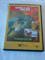 , Animals Are Amazing: Triumph Of Life, Like New, DVD