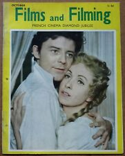 Films & Filming Oct 1955 FRENCH CINEMA DIAMOND JUBILEE Binding Faults