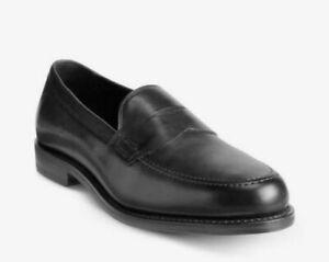 Allen Edmonds Wooster Street Black Penny Loafer 3161 Dress Shoes Mens 9.5 D US