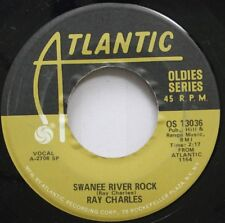 Soul Nm! 45 Ray Charles - Swanee River Rock / Let The Good Times Roll On Atlanti