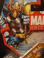 "Marvel Universe 3.75"" BETA RAY BILL - MIP ! legends avengers thor loki !"