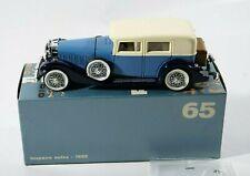Rio N°65 Hispano Suiza 1932 1/43 New Boxed / IN Box