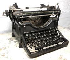 Rare Antique 1935 Underwood Elliott Fisher Typewriter Desk Decor USA VTG Works!