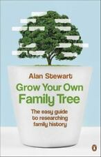 Grow Your Own Family Tree: The easy guide to researching family-ExLibrary
