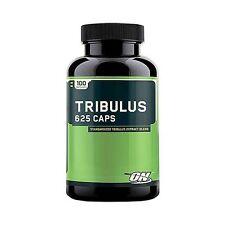 OPTIMUM NUTRITION TRIBULUS 625 - 100 CAPSULES test booster