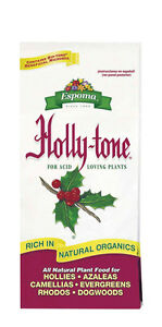 Espoma  Holly-tone  Plant Food  For Acid Loving Plants 8 lb.