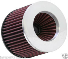 K&N INVERTED TOP UNIVERSAL HIGH FLOW AIR FILTER ELEMENT RR-3003