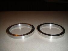 Brake Upgrade Hub Rings for 4 Pot Skyline Calipers/BA Rotors on MX83 Cressida