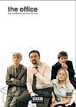 BBC's The Office: The Complete Second Series (DVD, 2004) in case with map insert