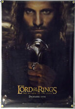 Lotr The Return Of The King Ds Rolled Aragorn Tsr Orig 1Sh Movie Poster (2003)