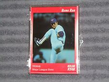 NOLAN RYAN- STAR (Home Run) 9 Card Set- #1463/1500- 1991