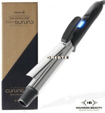 Create NEW Titanium Curling Mirror Hair Straightner iron L-32mm MADE IN KOREA