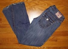 True Religion Joey Big 7 Designer Jeans Style 88-503NMBT Size 29