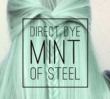 NEW! Guy Tang #Mydentity DIRECT DYE Pastel Hair Color NIB ~ MINT OF STEEL💚