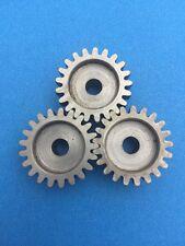 Novak 3-Pack 21T MOD 1 5mm Bore Hardened Steel Pinion Gears