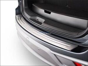 Isuzu MU-X 2013-2020 Genuine Rear Bumper Scuff Plate 5867618170