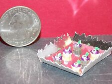 Dollhouse Miniature Halloween Cupcakes C 1:12 one inch scale H108 Dollys Gallery