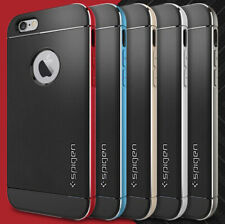 Spigen For Apple iPhone 6s PLUS [Neo Hybrid METAL] Case Slim Cover TPU Cover Bum