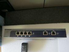 Netgear ProSafe FVS336G v2 Dual WAN Gigabit SSL VPN Firewall w/ Ac Adapter Route