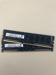Ram Hynix 4Go (2x2go) 1Rx8 Pc3 - 10600U