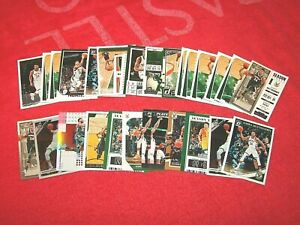 GIANNIS ANTETOKOUNMPO MILWAUKEE BUCKS LOT OF 31 CARDS (18-90)