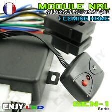 MODULE NRL-GEN1 BOITIER D'ALLUMAGE AUTOMATIQUE FEUX DE CROISEMENT & COMING HOME
