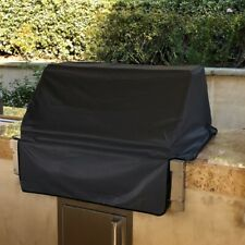 "Heavy Duty Vinyl BBQ Built-In Grill Cover 36"" Black"