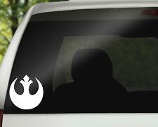 Rebel Star Wars Disney Vinyl Sticker for Car, Wall or Laptop