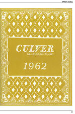 Culver Glassware - catalog reprints, decorated tumblers, ice tubs, barware