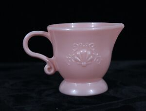 """RARE! VINTAGE LITTLE TIKES ELEGANT VICTORIAN REPLACEMENT PINK TEACUP 3 3/4"""" TALL"""